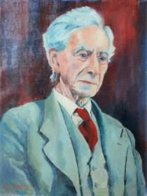 Head, Alfred Ernest, b.1923; Bertrand Russell (1872-1970)