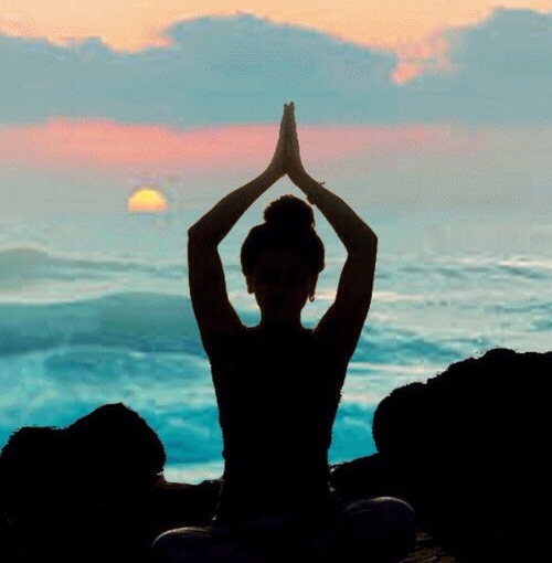 I meditated for one hour a day for aweek!